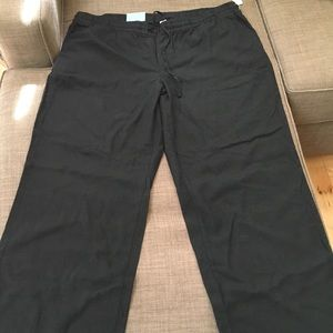 NWT Lounge Pants with drawstring